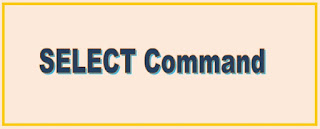 SQL SELECT Statement | DQL Command