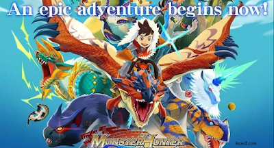 Monster Hunter Stories APK MOD