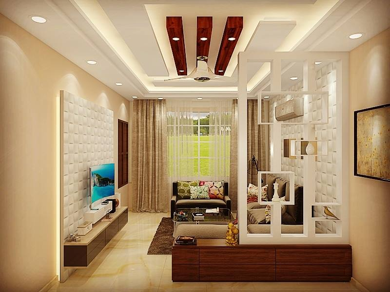 Kumar Interior Thane : 1 bhk flat interior design cost