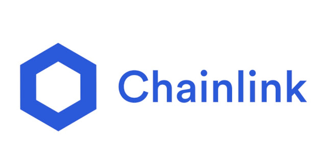 Gambar Logo Chainlink Cryptocurrency