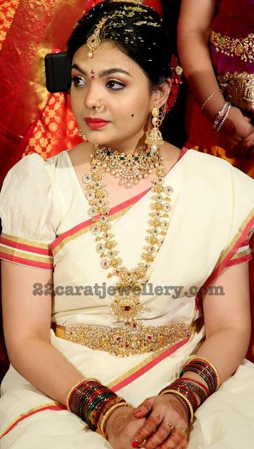 Tanikella Bharani Son Wedding