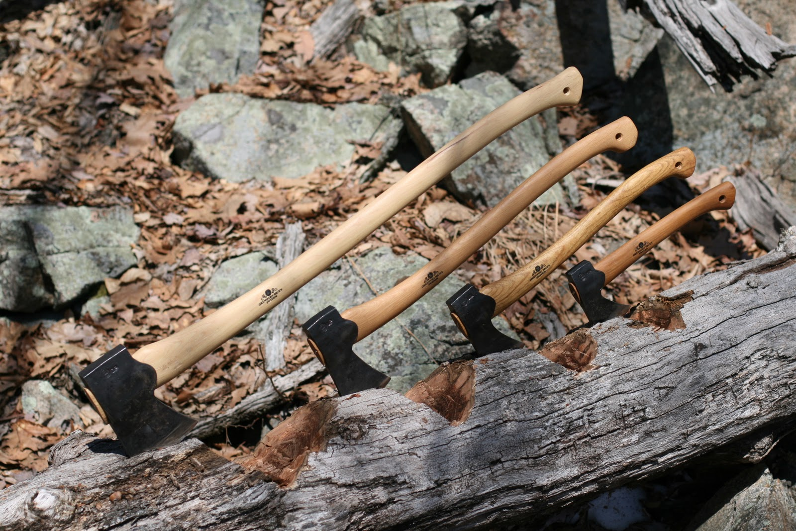 Wood Trekker What Is The Right Size Axe For You A Gransfors Bruks Comparison