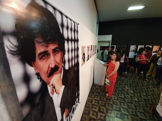 Exposição na Urca apresenta ao público obras inéditas de Belchior