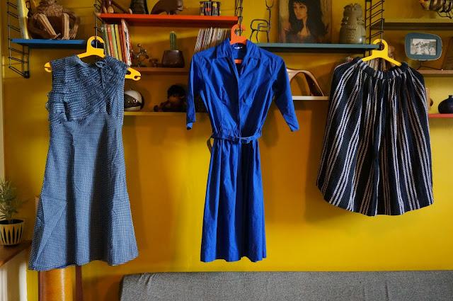 vintage 50s 60s dress skirt 1950s 1960s