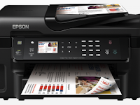 Epson WF-3520DWF Driver Download for Mac and Windows