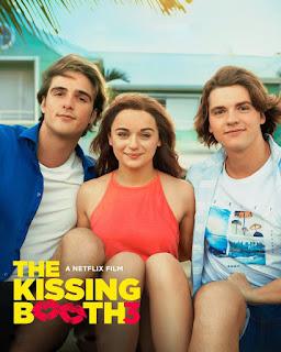 The Kissing Booth 3 [2021] [CUSTOM HD] [DVDR] [NTSC] [Latino]