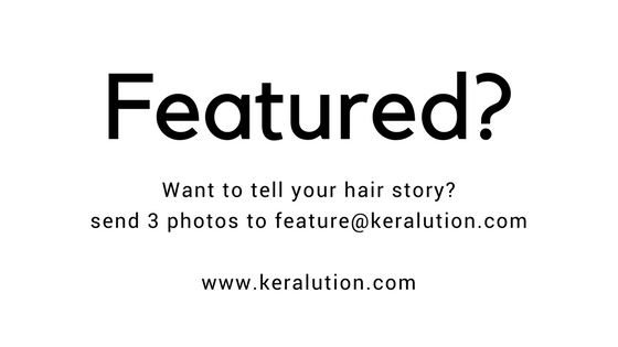 keralution hair muse interview