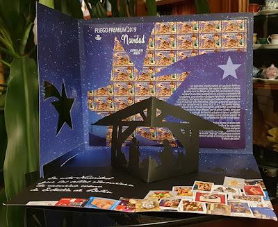 Pliego Premium, Navidad, Estrella de Belén, 2019