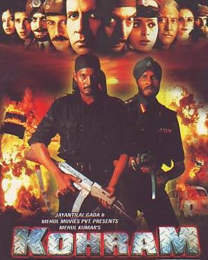 Kohram 1999 Hindi 480p WEB HDRip 400mb