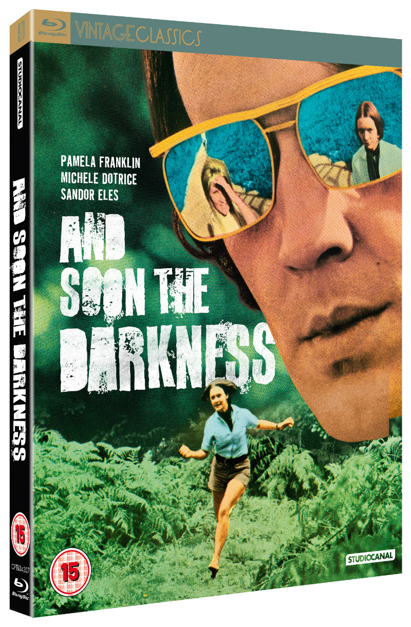 and soon the darkness bluray