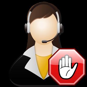 Ban-BaNk: Μπλοκάρετε ενοχλητικές τηλεφωνικές κλήσεις από διαφημιστικές και τηλεφωνικές εταιρίες