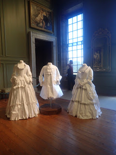 Hampton Court Palace wardrobe replicas