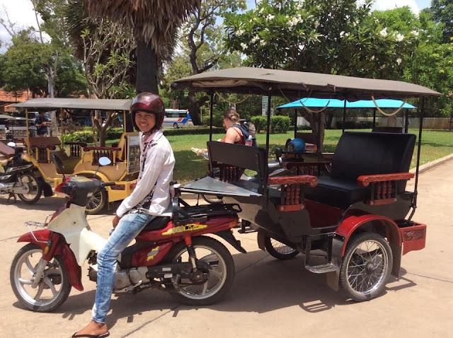 Tuktuk or Motodup Driver - Budget Biyahera