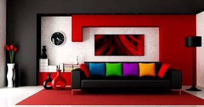 Warna Cat Rumah Minimalis Bagian Dalam