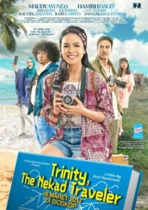 Download film Trinity, The Nekad Traveler (2017) Full Movie 3GP MP4