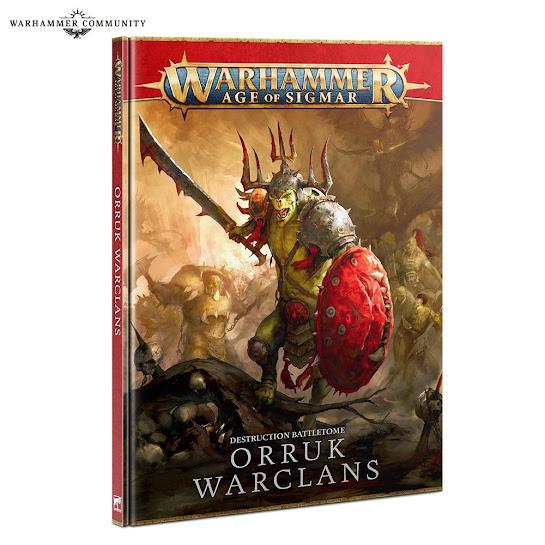 battletome Orruks warclans