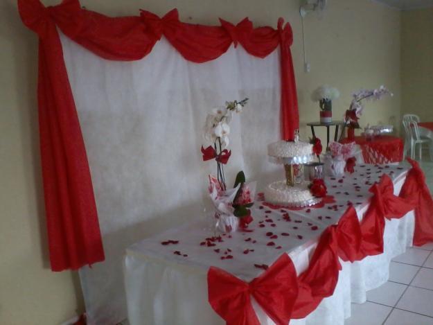 Decoraç u00e3o Com Tnt Para Casamento