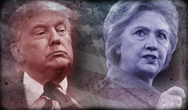 Mengapa Capres Amerika Hanya Hillary Clinton dan Donald Trump?
