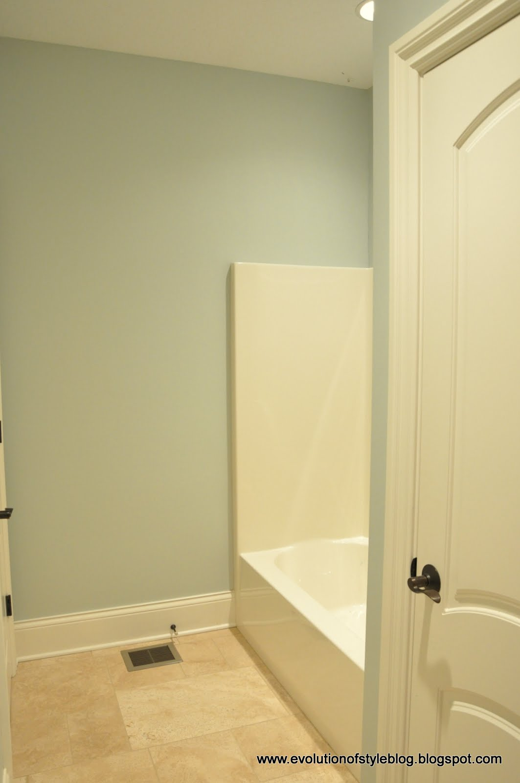 Jack & Jill Bathroom - Makeover in Progress - Evolution of Style