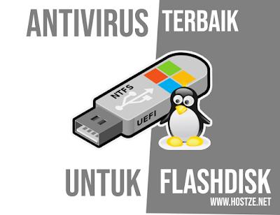 Ini Dia, Antivirus Terbaik Untuk Flashdisk - hostze.net