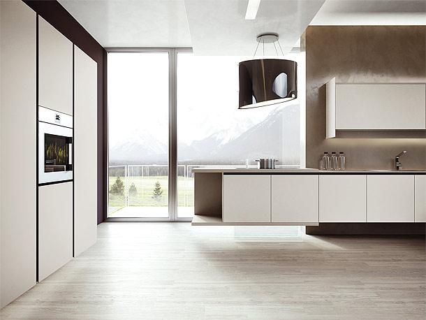 Marzua: AK_04 de Arrital: cocina eco-friendly de diseño contemporáneo