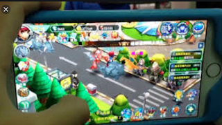 Tải game lâu mobile Poke Đại Chiến Free Full VIP tặng 800.000 KNB Đầu Game & Vô Số Quà Tân Thủ Giá Trị