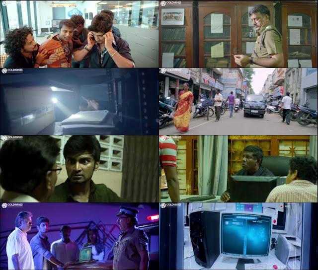 Kanithan 2020 Hindi Dubbed 720p WEBRip