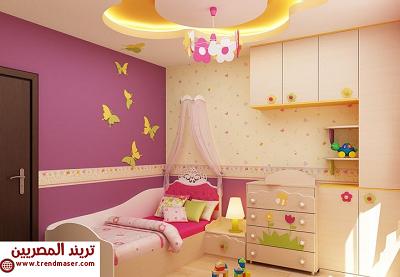 ديكور و غرف نوم الأطفال 2020
