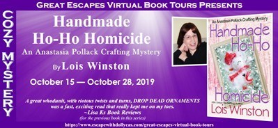 Upcoming Blog Tour 10/20/19