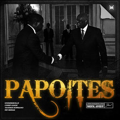 Flava Sava Feat. ND Midas – PAPOITES (Prod. By Cid Dawg & Dj Sipoda) [HIP HOP/RAP] [DOWNLOAD]