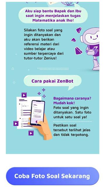 Cara pakai fitur ZenBoat pada platform ZenCore