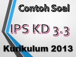 Contoh Soal IPS Kelas 5 KD 3.3 Kurikulum 2013