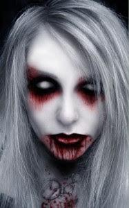 Best Zombie Halloween Makeup Ideas for girls 2016