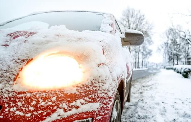 How to Care for your Car in Winter