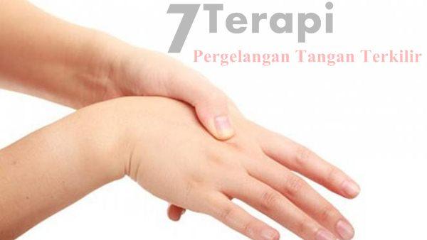 7 Cara Melakukan Terapi Pergelangan Tangan Terkilir Agar Cepat Sembuh