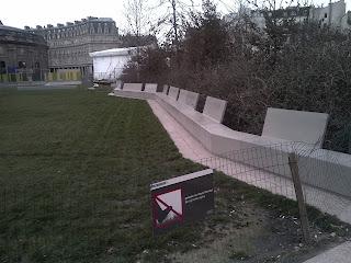 Jardins des Halles Saint- Eustache