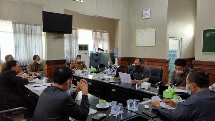 Komisi III DPRD Lamsel Cecar Bappeda Terkait E-Pokir
