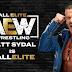 AEW assina oficialmente com Matt Sydal