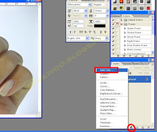 Tutorial Mewarnai Kuku Dengan Photoshop | expert mode
