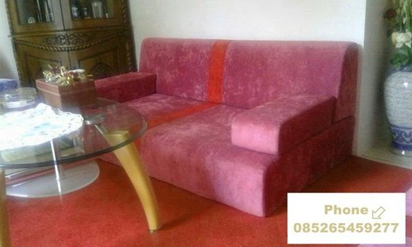 penataan sofa pada ruangan