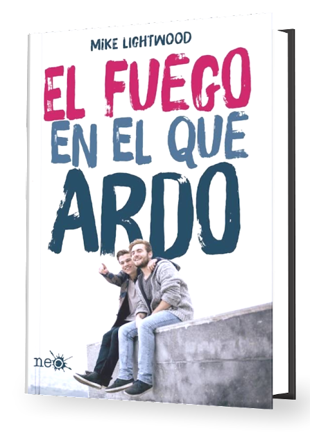 El fuego en el que ardo - Mike Lightwood [PDF]