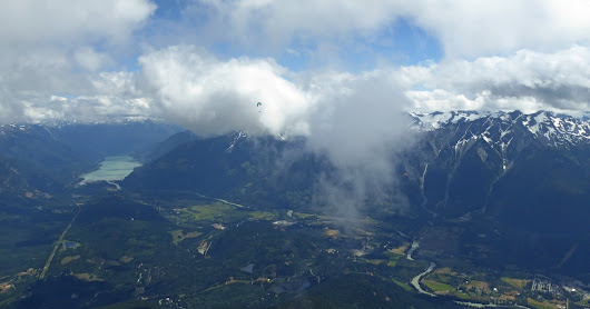 Canadian Paragliding Nationals 2017