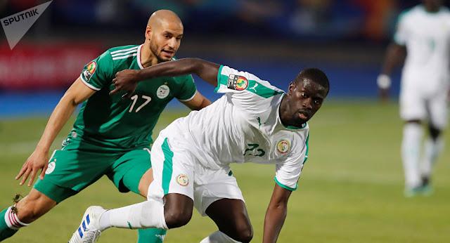 Lazo Sport مباراة الجزائر والسنغال بث مباشر