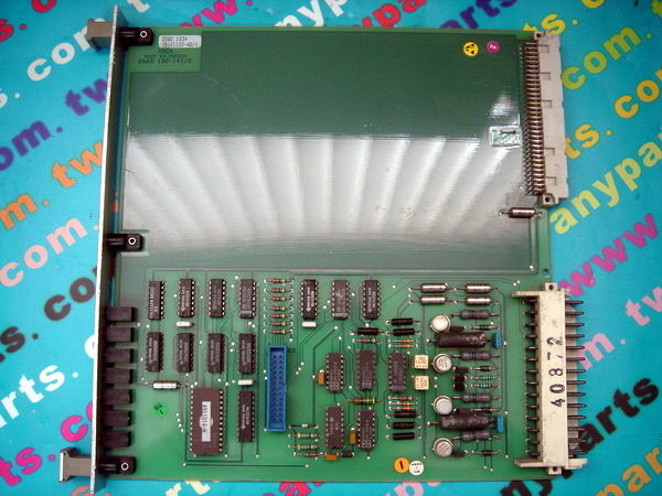 ABB CIRCUIT BOARD DSQC 103 / DSQC-103 / DSQC103 YB161102-AD/1 ASEA 2668 180-141/2 2668180-141/2