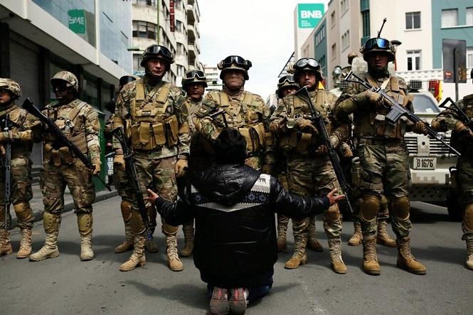 Contrabando de armas a Bolivia: encontraron una nota que compromete a Mauricio Macri