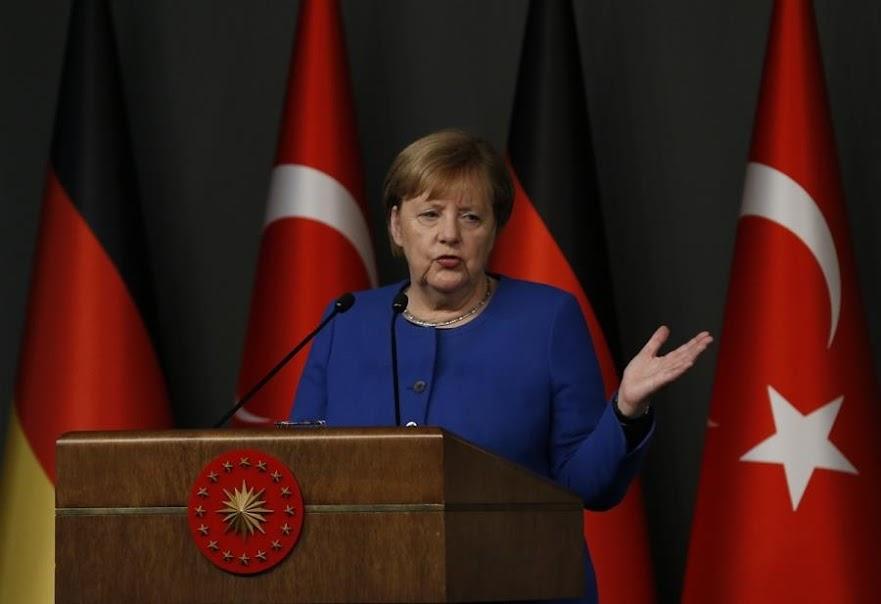 Γερμανία: Παραμένει αναγκαία η συζήτηση για τα δύσκολα πεδία όπως η αν. Μεσόγειος