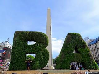 Buenos Aires (Argentina) - obelisco