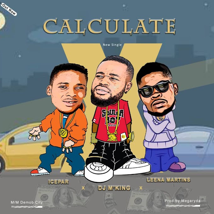 Music: DJ Mking - Calculate ft Icepar x Leena Martins || Prod.by Mega Ryda