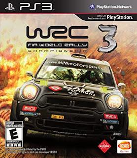 WRC 3 FIA World Rally Championship PS3 Torrent