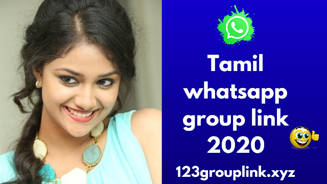 Join 700+ Tamil Whatsapp group link